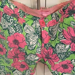 Lilly Pulitzer vintage shorts size 4